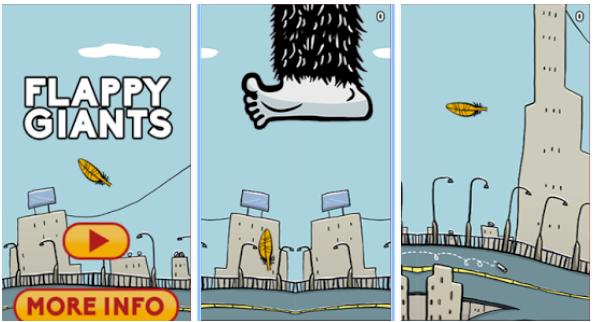 Flappy Giants