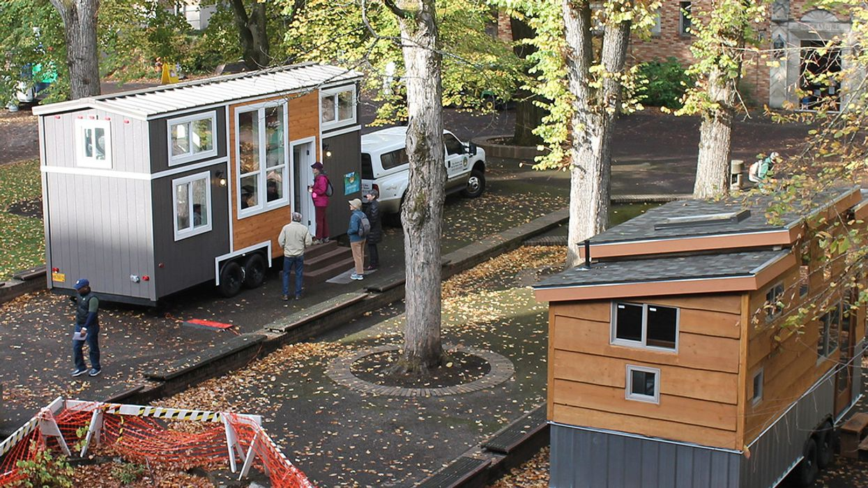 When People Downsize to Tiny Houses, They Adopt More Environmentally Friendly Lifestyles