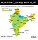 Graphic Truth: How Many Countries Fit in India?
