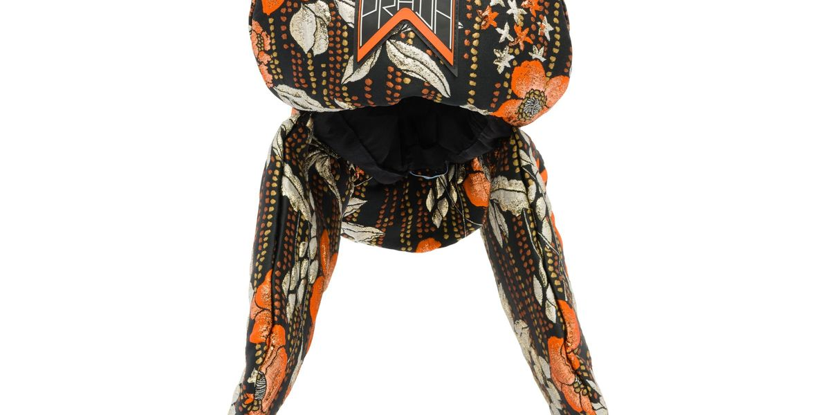 Cloqué Hat With Ear Flaps
