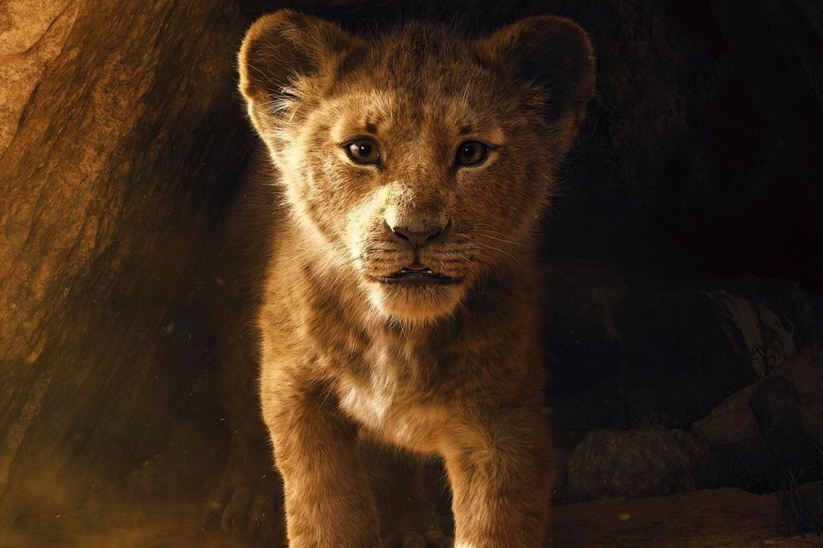The New 'Lion King' Trailer Features More Scarily Realistic-Looking Cats