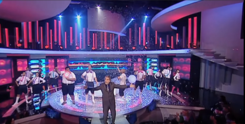 """""""The Show"""" with Bassem Youssef"""