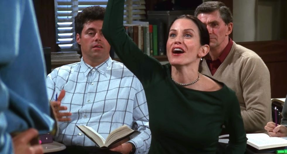 9 Monica Geller Quotes For Your Best Friend Who Thinks Their 3.9 GPA Is Trash
