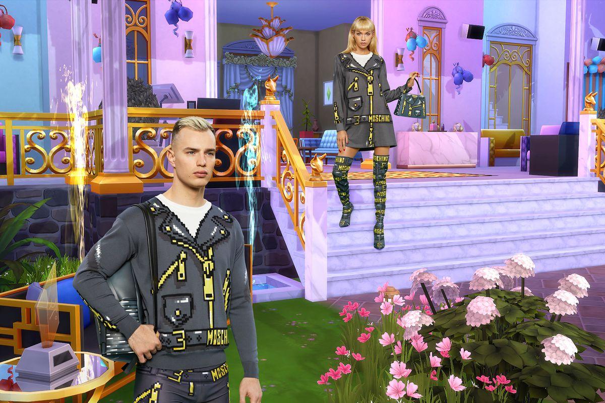 Finally, You Can Dress Exactly Like a Sim