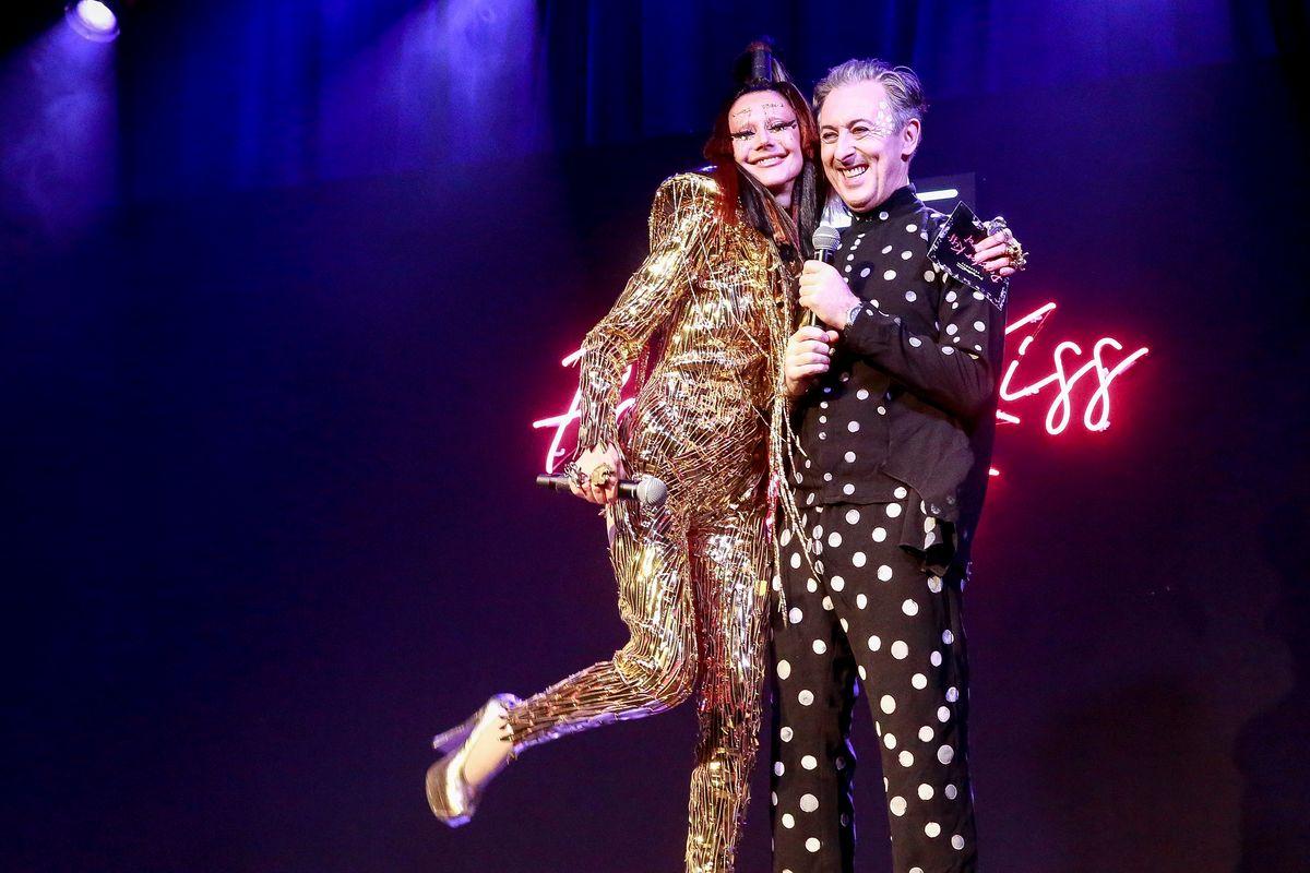 Inside M·A·C's Cabaret With Susanne Bartsch and Alan Cumming