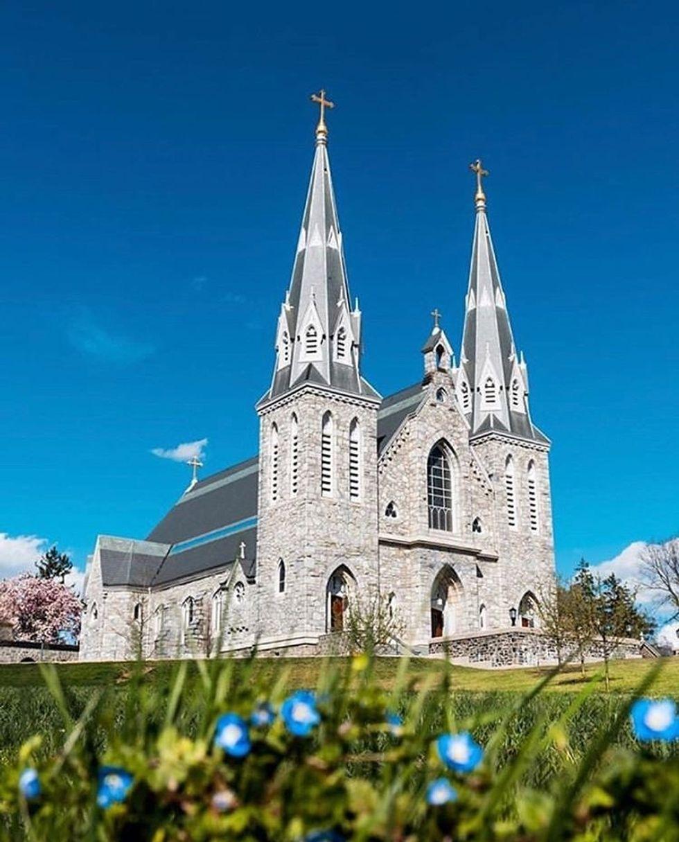 11 Signs You Know It's Spring At Villanova