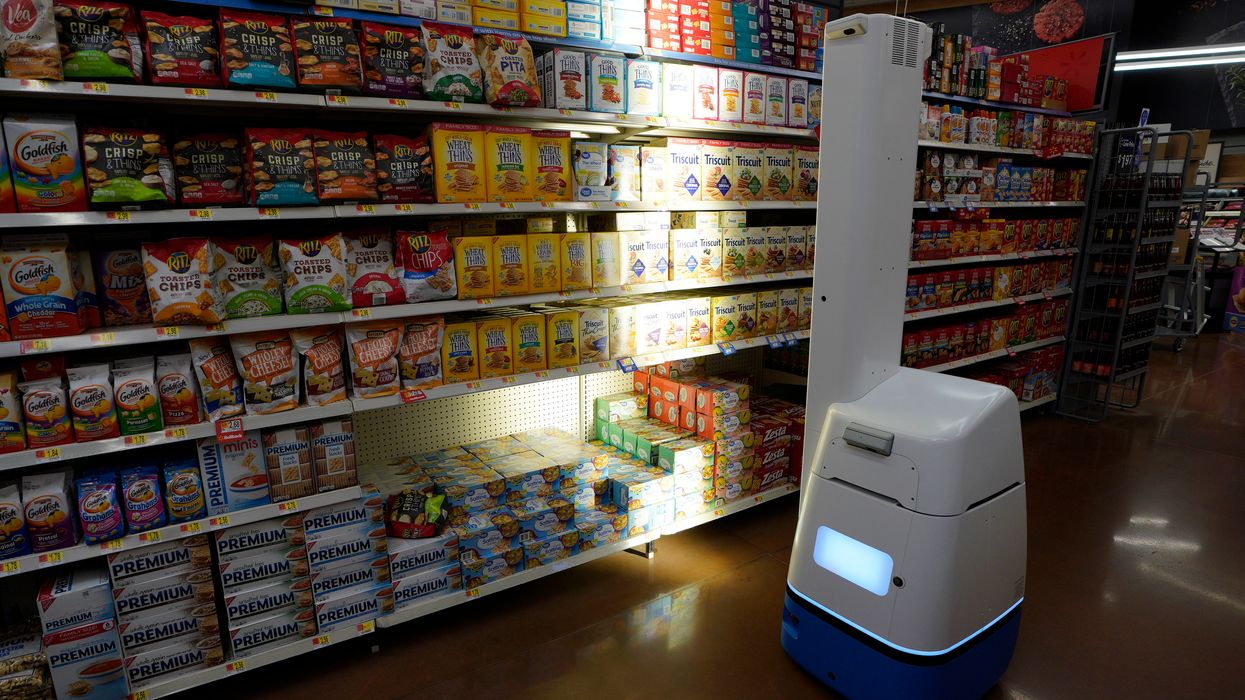 Why Walmart is adding thousands of robots to U.S. stores