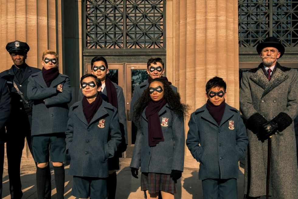 'Umbrella Academy' Characters As College Majors
