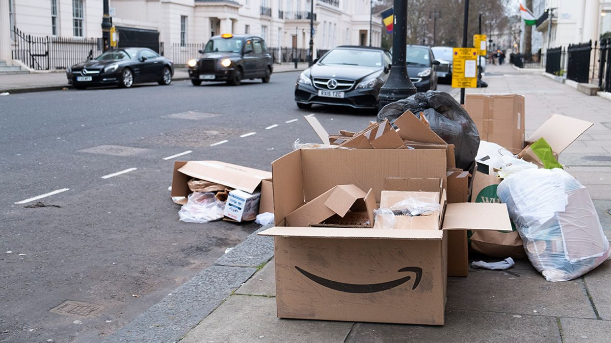 4,500+ Amazon Employees Call on the Company to Take Climate Action
