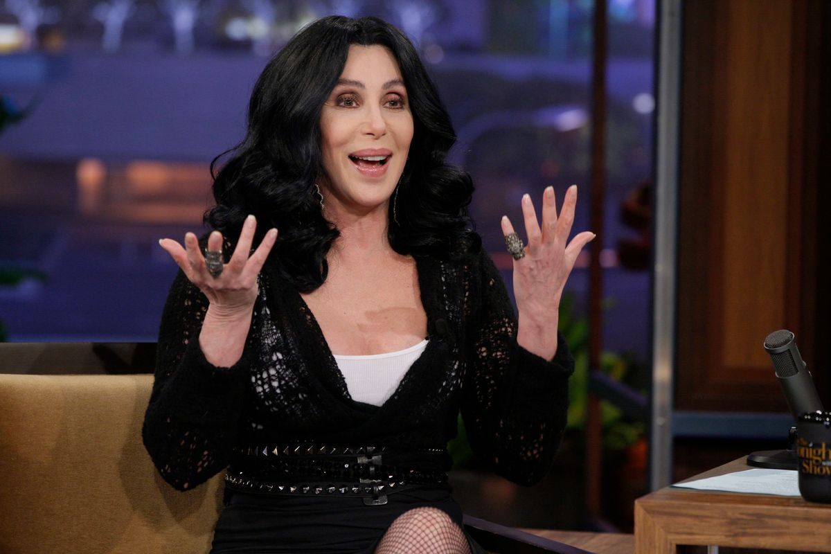 Cher Will Take Over 'The Tonight Show'