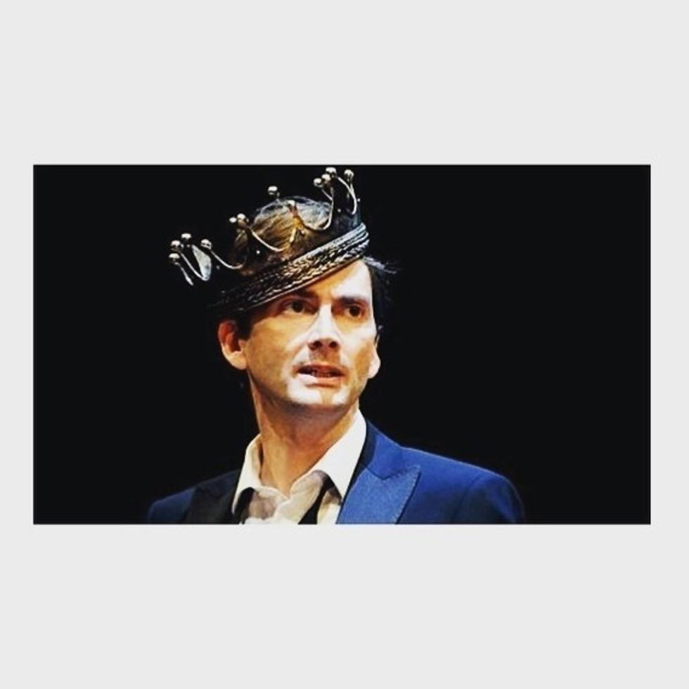 David Tennant - Hamlet