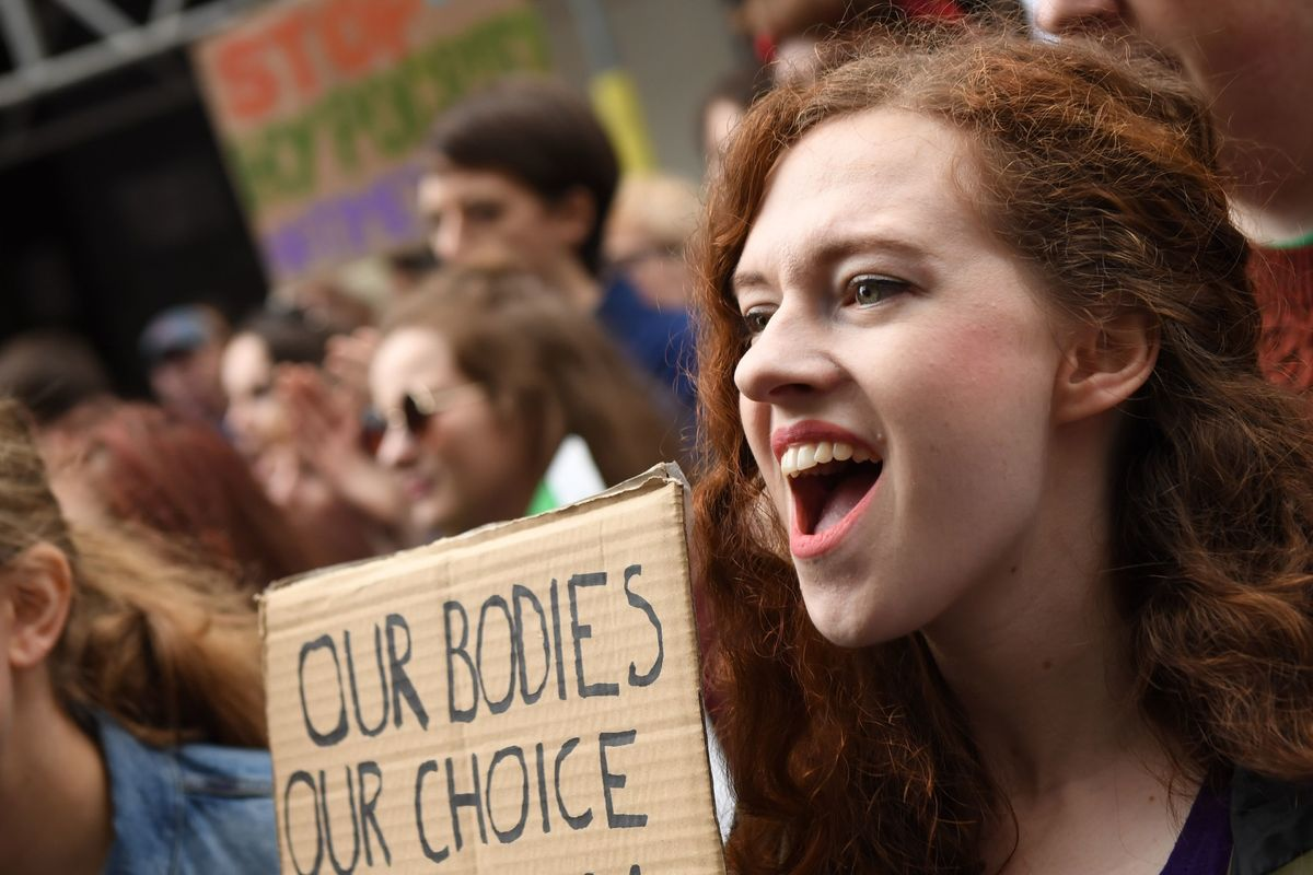 Ohio Is the Fifth State to Outlaw Abortion After Six Weeks