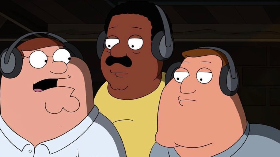 7 Of My All-Time Favorite 'Family Guy' Musicals
