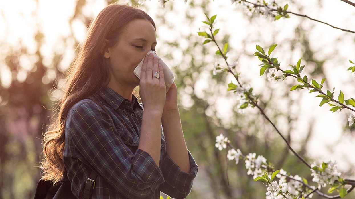 'No Relief Anywhere': Climate Change Isn't Helping Allergy Sufferers