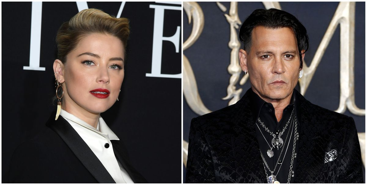 "Amber Heard Reveals She Feared Johnny Depp Would ""Kill"" Her"