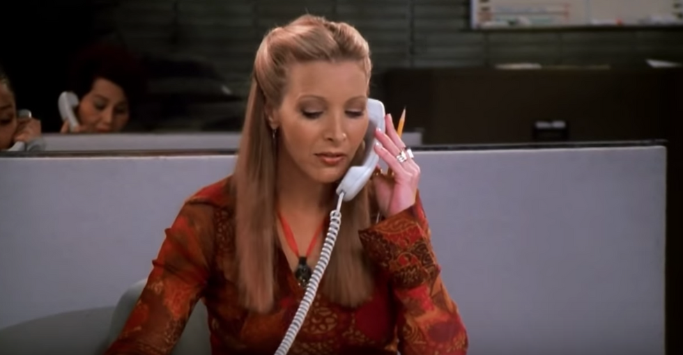9 Struggles Of Trying To Find A Summer Job As Told By Phoebe Buffay