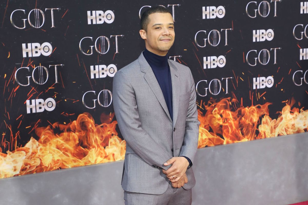Jacob Anderson Talks Diversity on 'Game of Thrones'