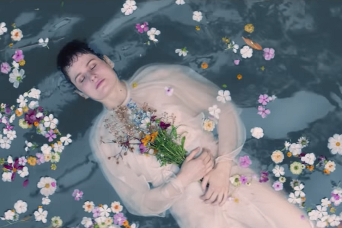 Christine and the Queens Drops Shakespearean 'Comme Si' Video