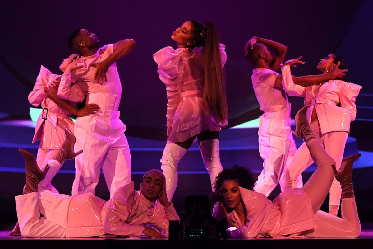 Is Ariana Grande Reuniting *NSYNC at Coachella?
