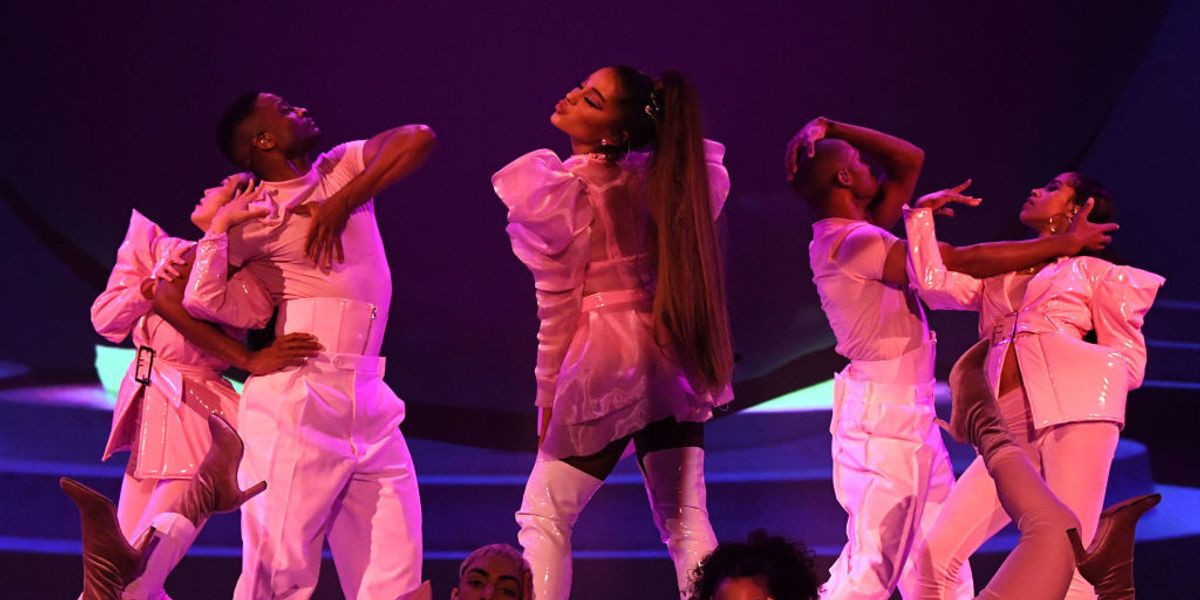 Is Ariana Grande Reuniting *NSYNC at Coachella?