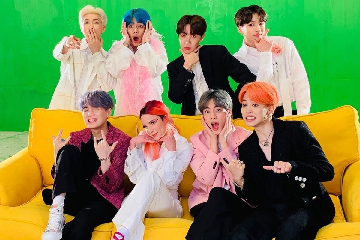 The BTS x Halsey Video Is Here