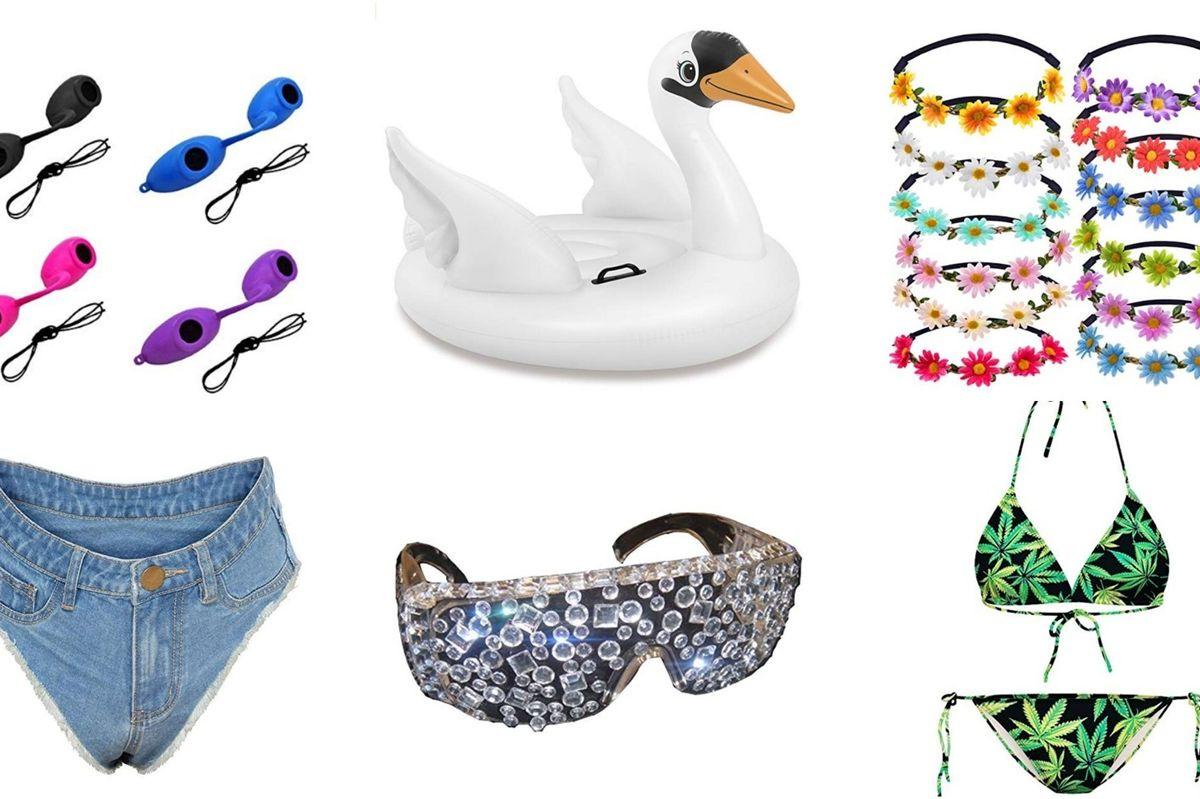 Amazon Fashion Secrets: Coachella Edition