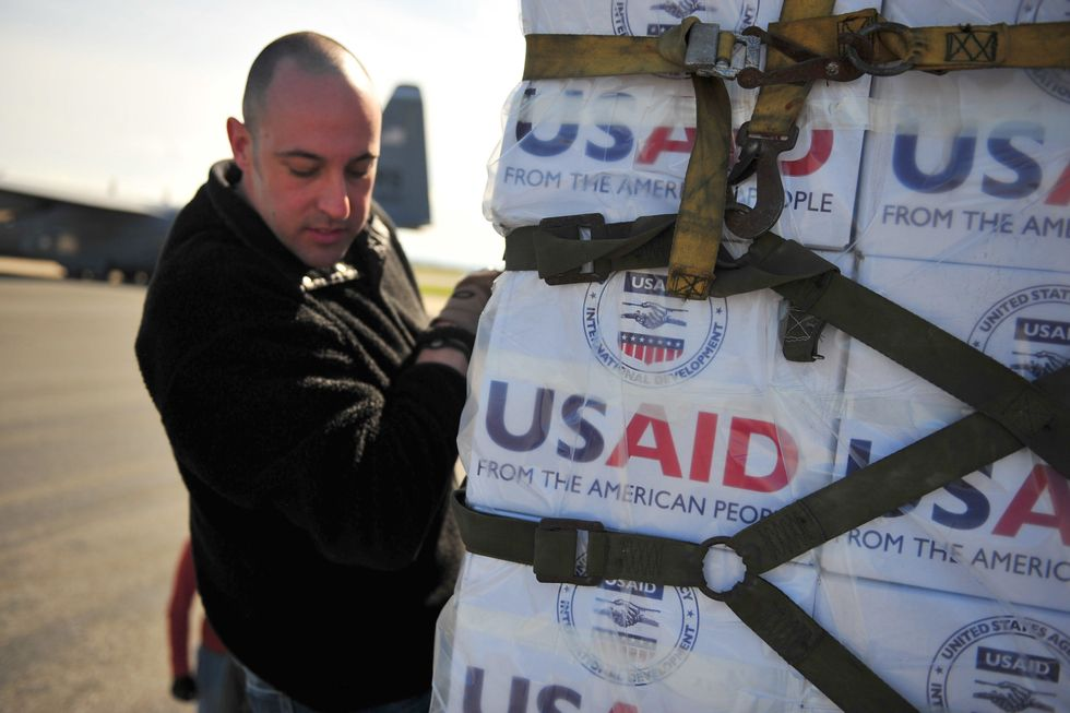 Is U.S. Foreign Aid A Waste?