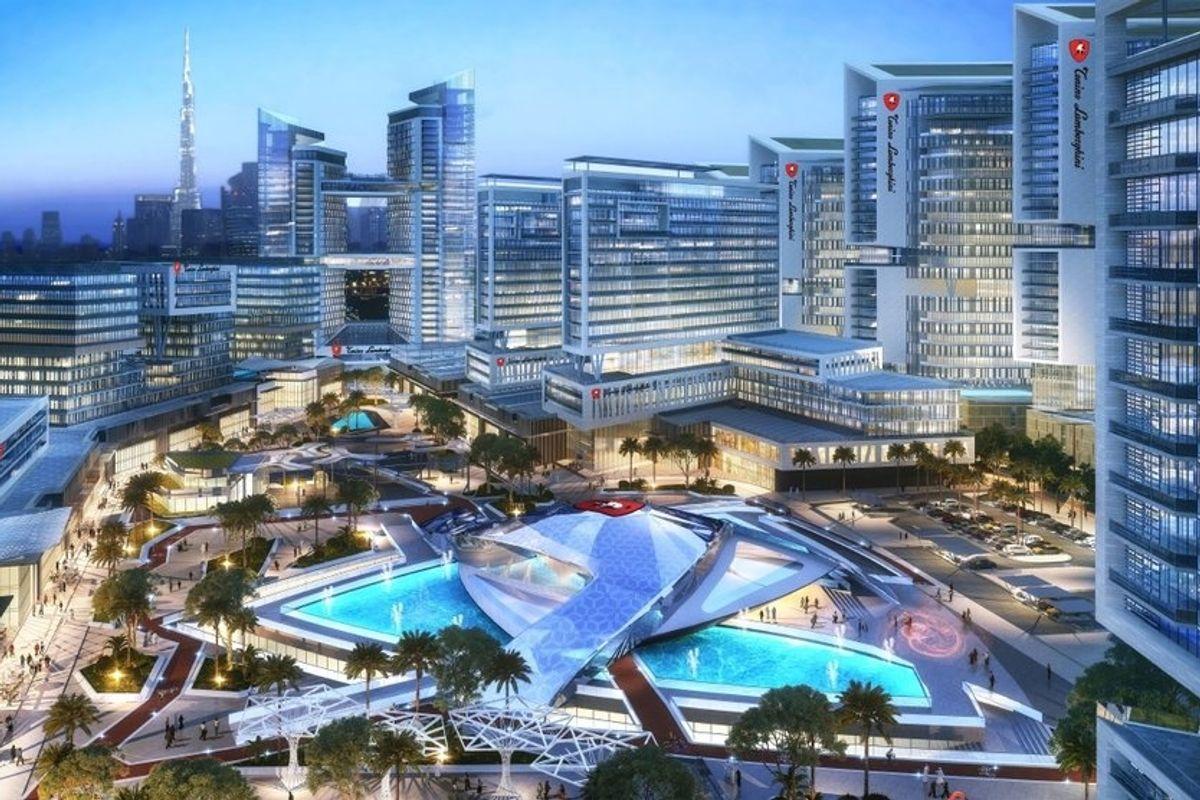 «A Dubai farò un centro grande come Bologna. Però io penso ai motori»