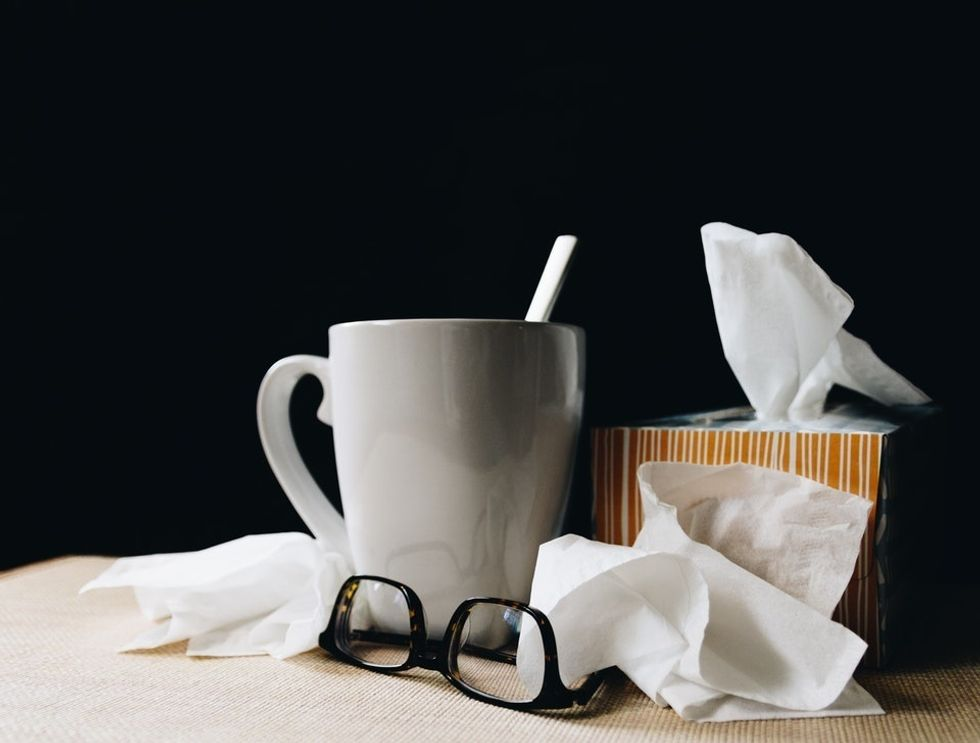5 Tips For Sick College Students