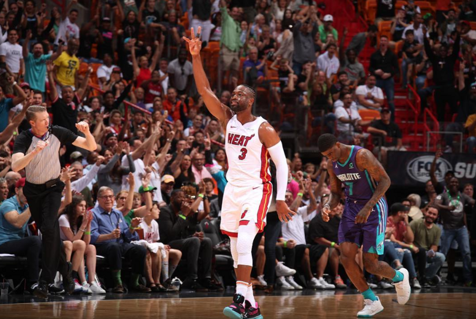 Dwyane Wade, You Are A Legend and My NBA Hero