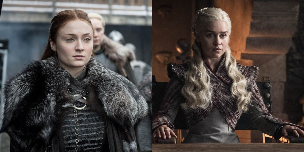 We Really Don't Need This Daenerys & Sansa Rivalry On 'Game Of Thrones'