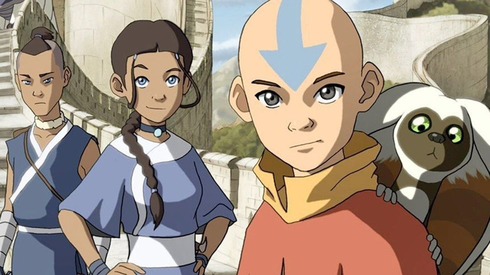 This Is The 'Avatar The Last Airbender' Character You Are According To Your Zodiac Sign