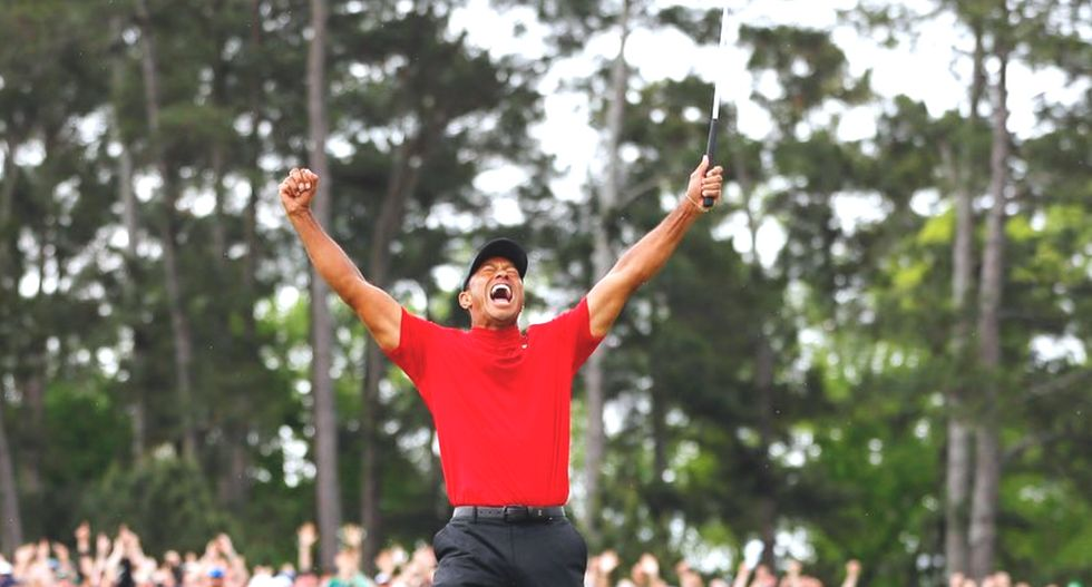 50 Things That Happened In Between Tiger Woods Winning His Last 2 Masters