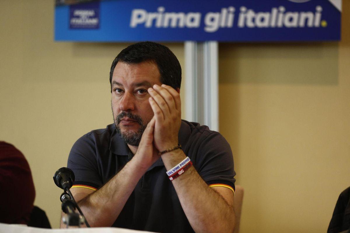 Pronta l'invasione dalla Libia.Ma i giudici indagano Salvini