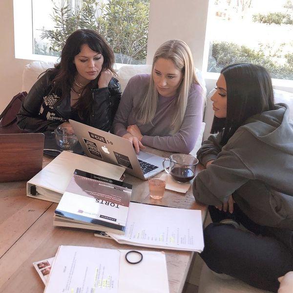 Kim Kardashian Defends Dream to Become a Lawyer