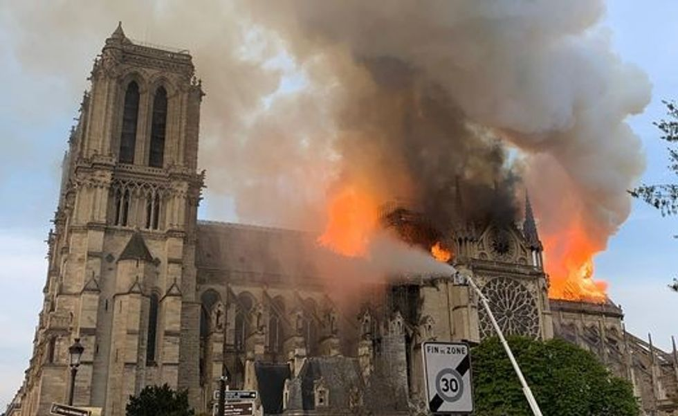 The Tragedy Of The Notre Dame Cathedral Fire, From A Historic Preservationist's Point Of View