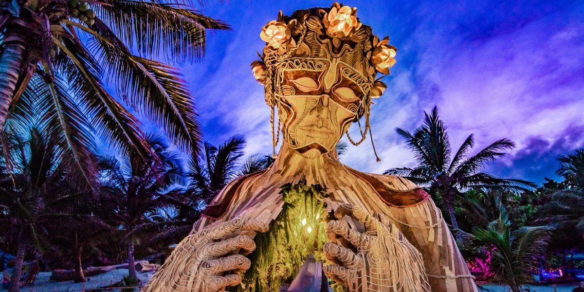 The Festival Bringing Sustainability to Tulum