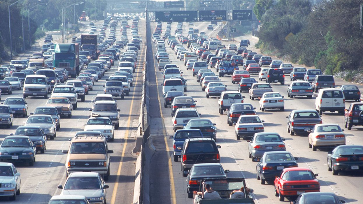 Mapping the U.S. Counties Where Traffic Air Pollution Hurts Children the Most