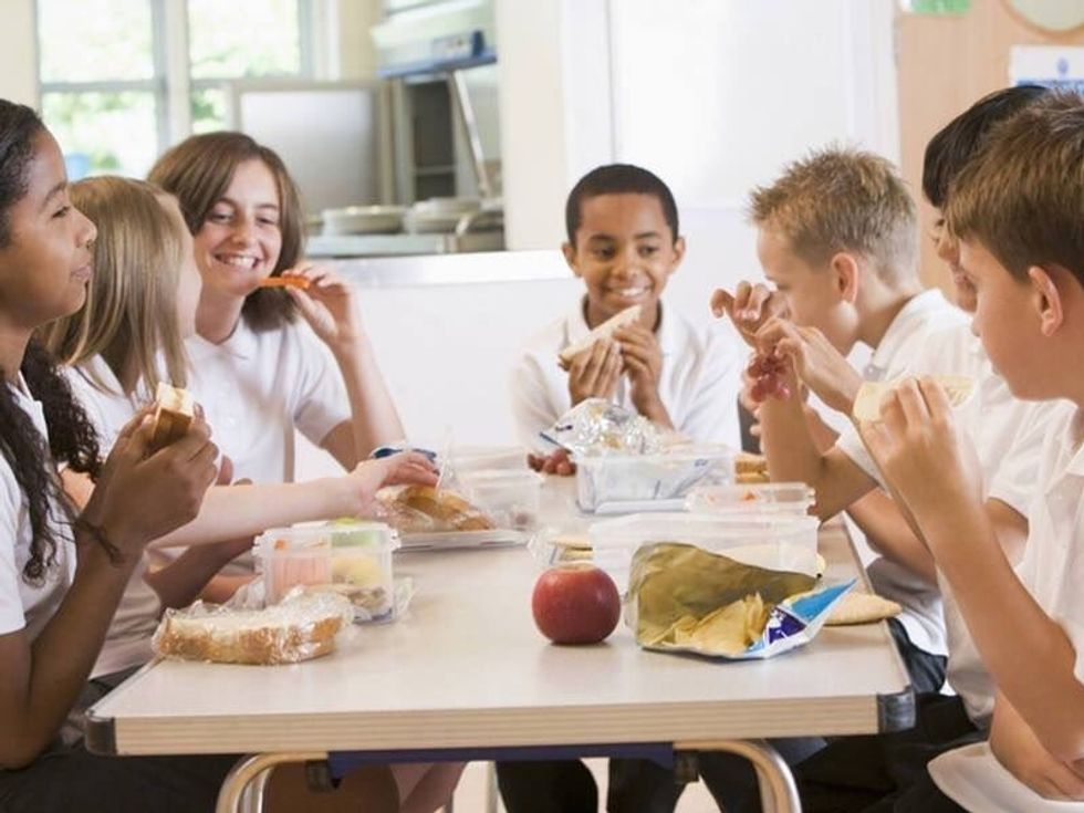 We've Normalized Sh*tty School Lunches, No Wonder This Country Has A Problem With Obesity