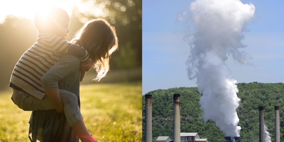 Kids in Southwestern Pennsylvania are exposed to carcinogenic coke oven emissions at shockingly higher rates than the rest of the country