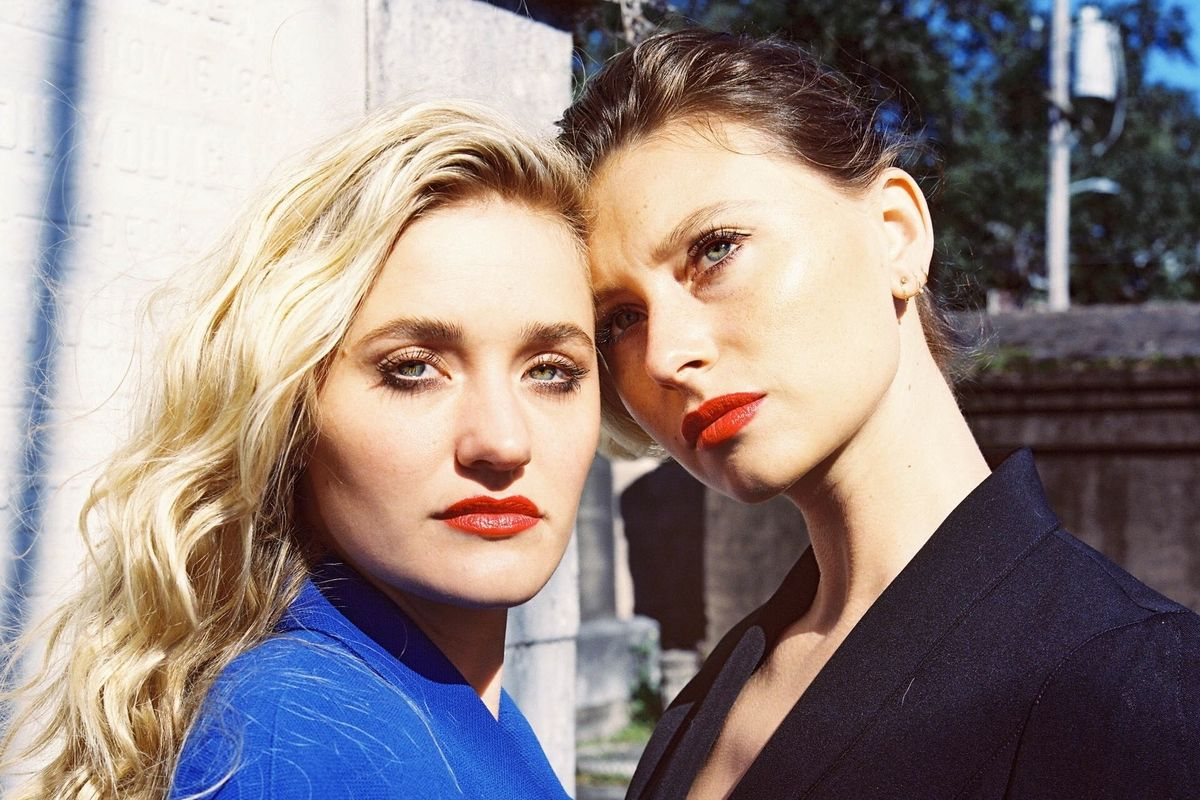 Aly & AJ Make Redemption Look Incredibly Sexy