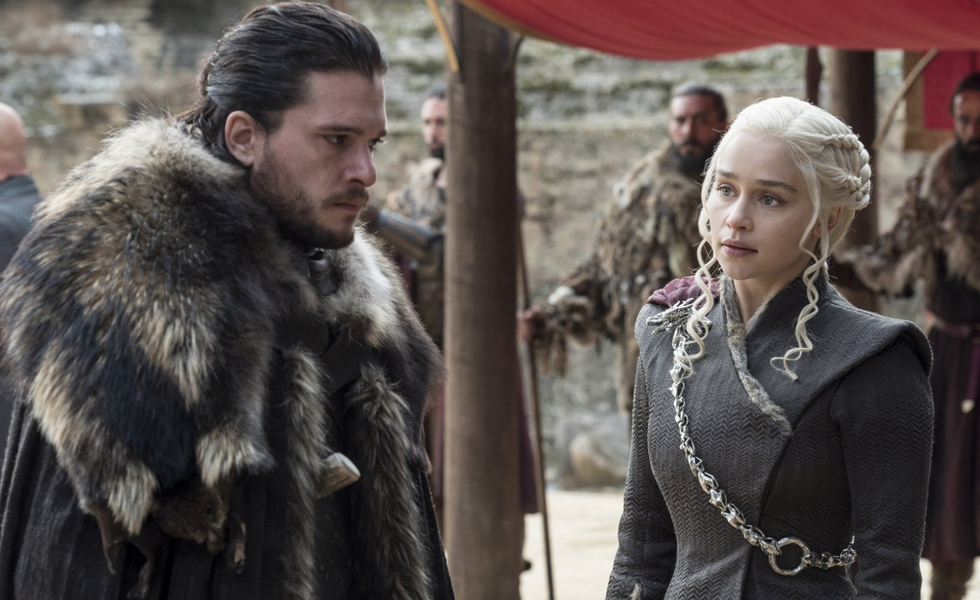 11 Thoughts During The First Episode Of 'Game Of Thrones'
