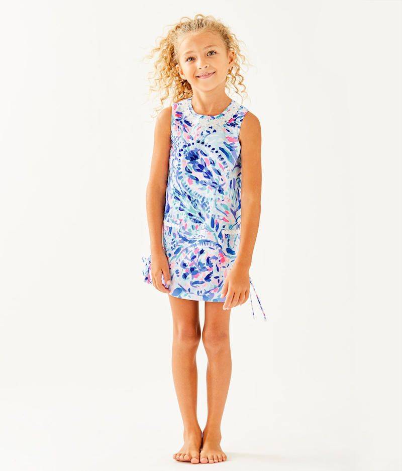 Lilly pulitzer matching dresses