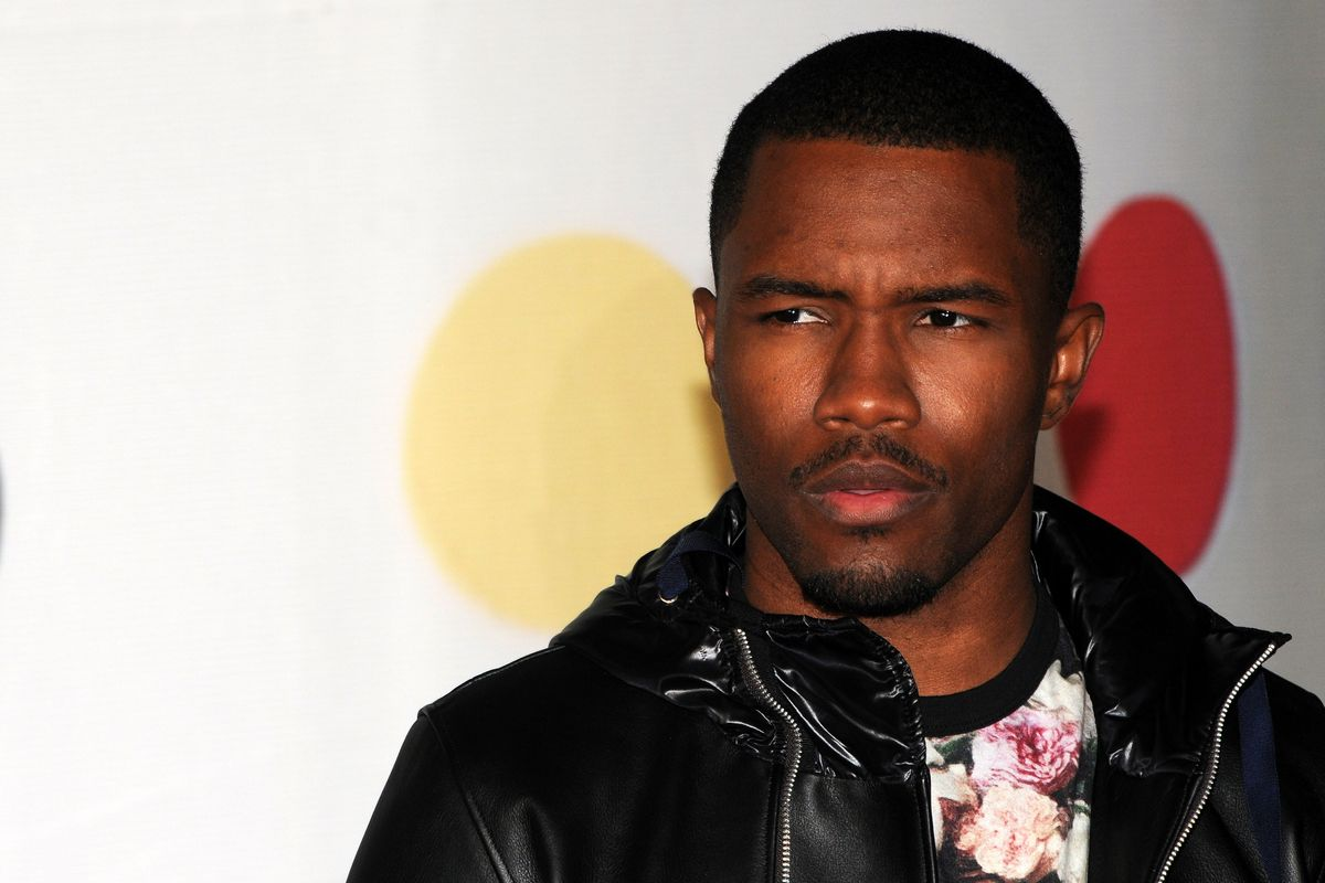 Frank Ocean Has Been in a Relationship For Three Years