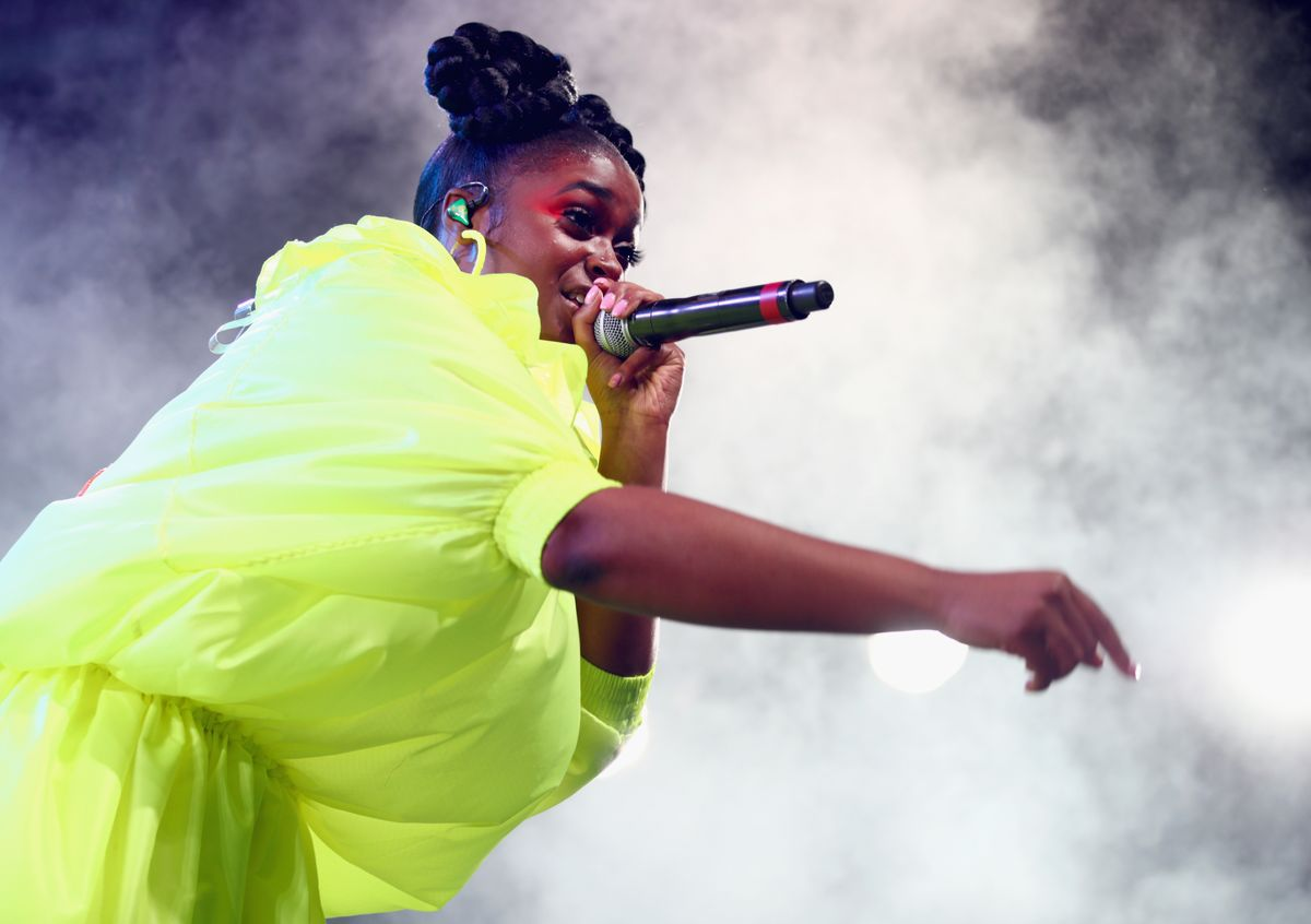 The Designer Behind Tierra Whack's Inflatable Coachella Dress
