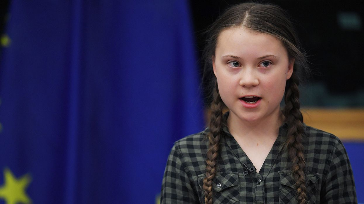 Greta Thunberg Chastises European Parliament for Prioritizing Brexit Over Climate Change