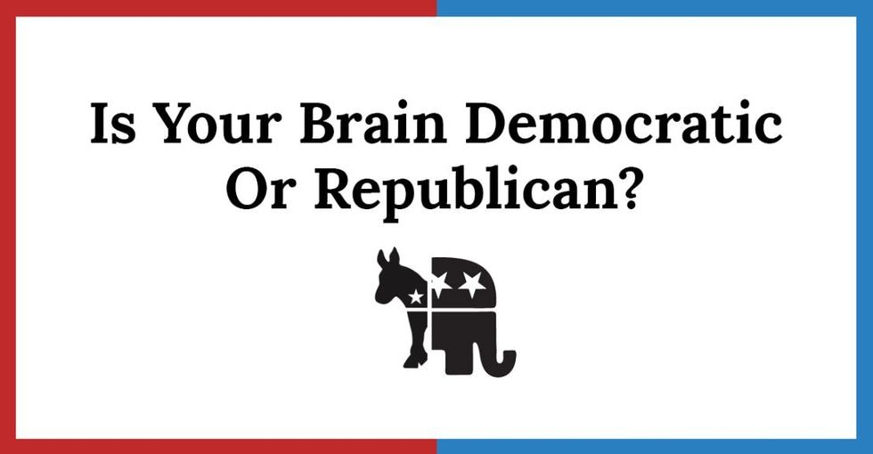 These 27 non-political questions can predict whether you're a Republican or Democrat.