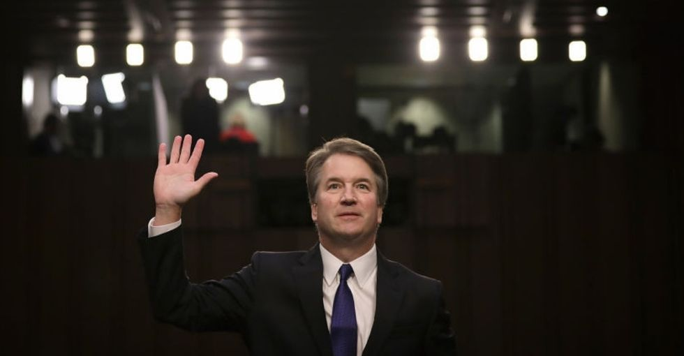 It doesn't matter whether Brett Kavanaugh is 'guilty' of sexual assault.