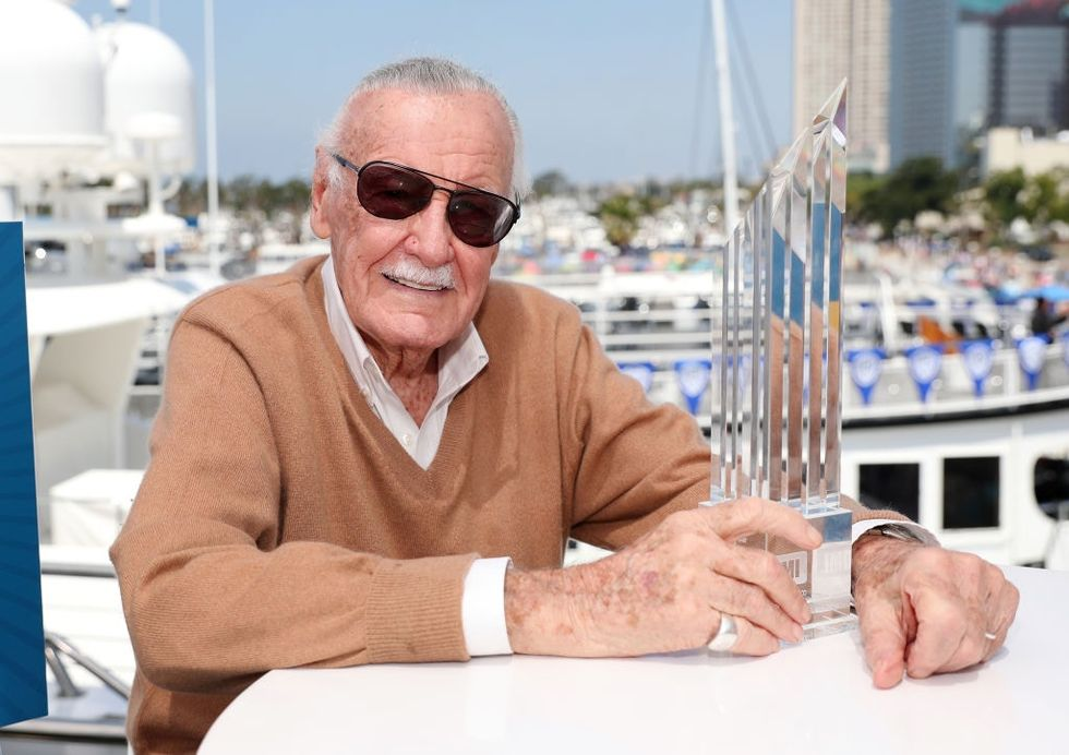 Stan Lee was often asked for advice. These are the quotes that defined his life.