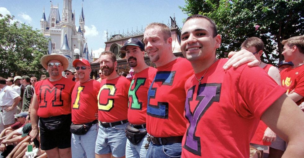 Disney will hold its first official Pride event this year because the Happiest Place on Earth is for everyone.